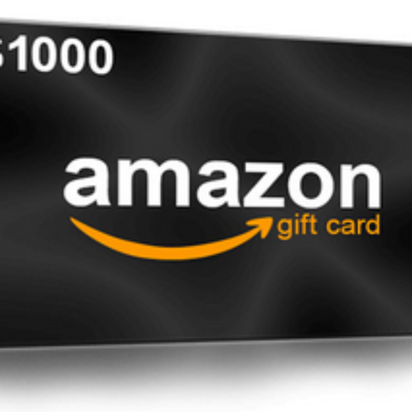The Beat: Win a $1,000 Amazon Gift Card