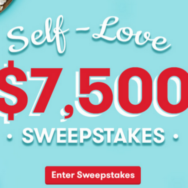 Expired! Tasty Rewards Self Love: Win $7,500