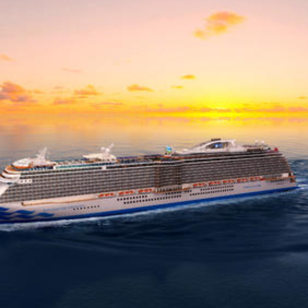 Princess Cruises: Win a $2,500 7-day Cruise for 2