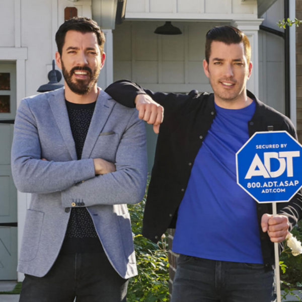 ADT: Win a $250,000 Home Makeover designed by the Scott Brothers