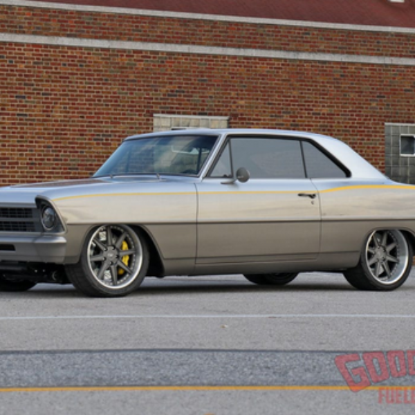 Goodguys: Win a 1967 Chevrolet Nova worth $40,000