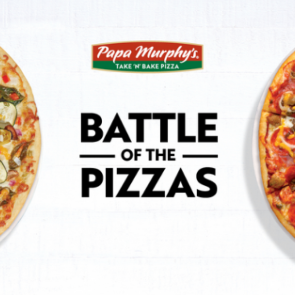 Papa Murphy: Win a $1,000 Visa gift card and a $160 Pizza Gift Card