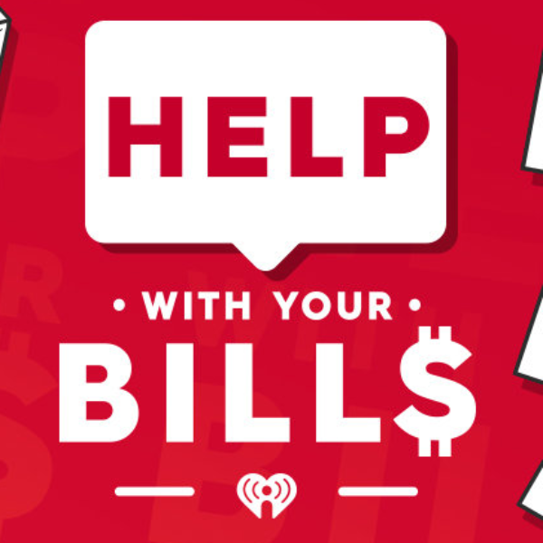 iHeart Radio: Win $1,000 to help pay your bills