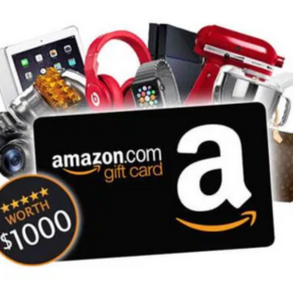 The Beat: Win a $1,000 Amazon e-Gift Card
