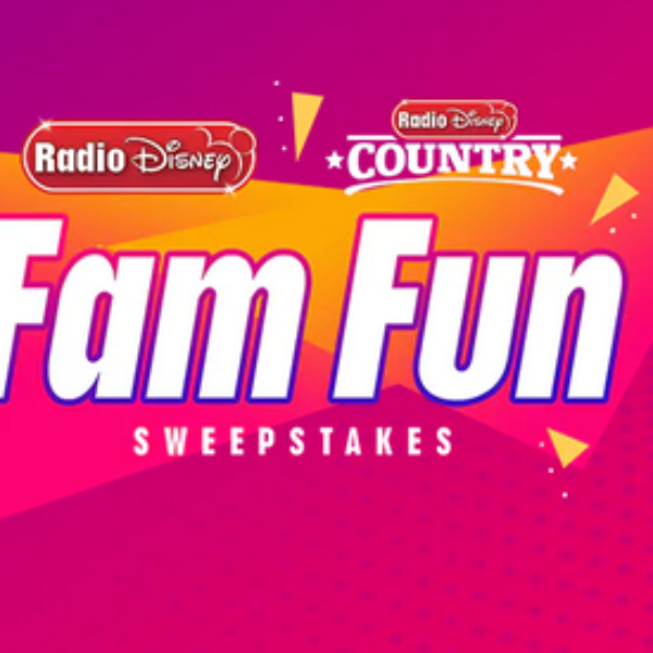 Radio Disney: Win a $1,000 Visa gift card, Amazon Alexa, one year Disney+ subscription, and more