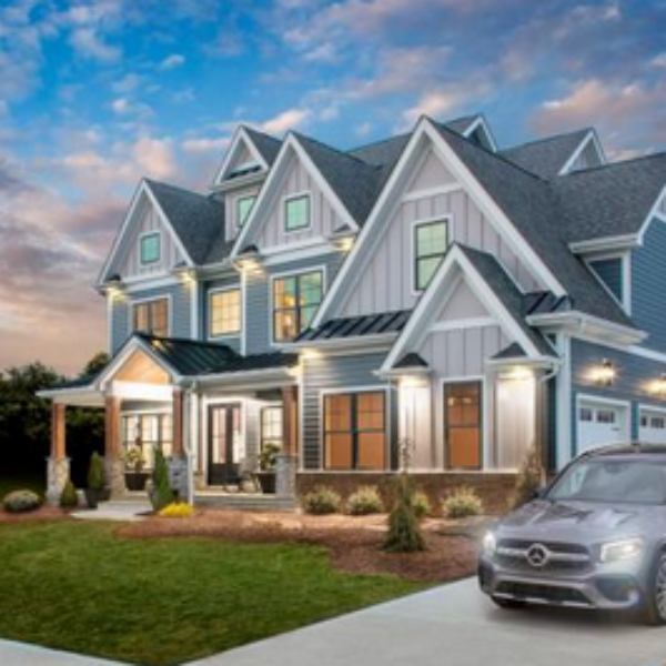 HGTV: Win a Smart Home, a New Mercedes-Benz and a check for $100,000