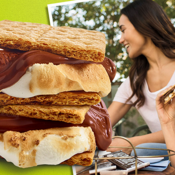 Hershey's S'mores Saturdays: Win $25,000