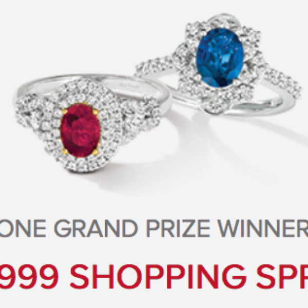 Expired! Le Vian: Win a $4,999 Le Vian Jewelry shopping spree