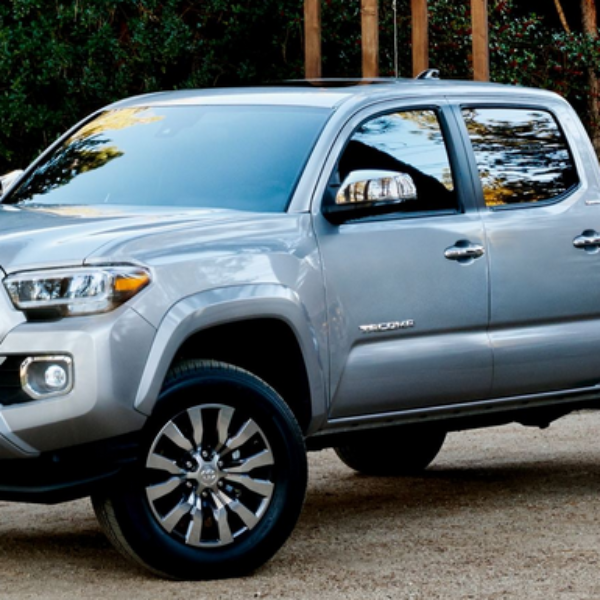 Expired! Tecnu: Win a 2020 Toyota Tacoma Truck valued at $36,765