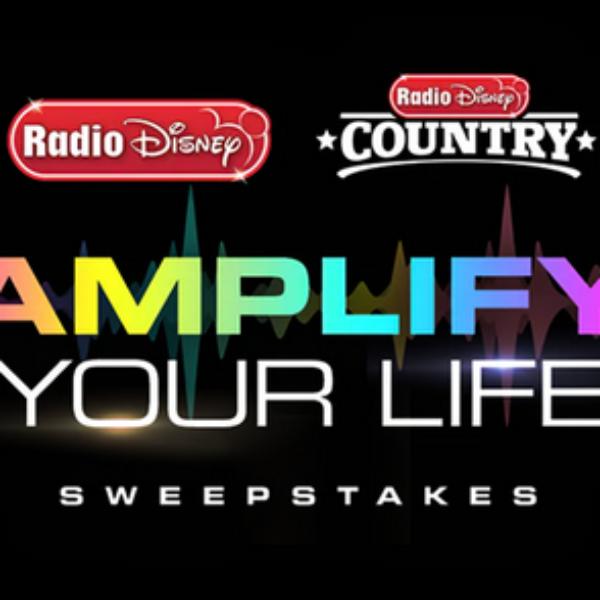 Radio Disney: Win a 13-inch MacBook laptop, Apple Airpods, an Amazon Echo Studio speaker, Nintendo Switch, and a guitar