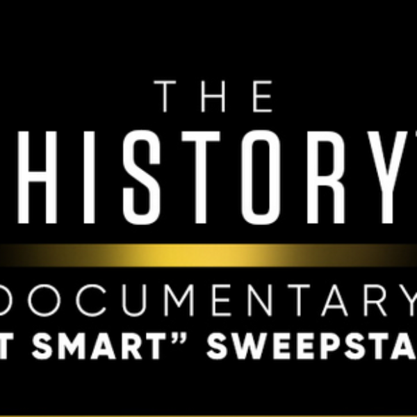 "History Channel: Win a 65"" Smart TV and a $500 American Express Gift Card"