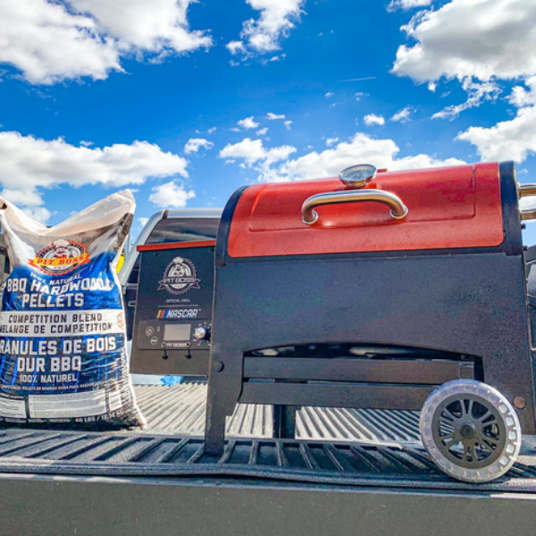 Dixie Vodka: Win a Pit Boss Grill, Two Yeti tumblers, and More