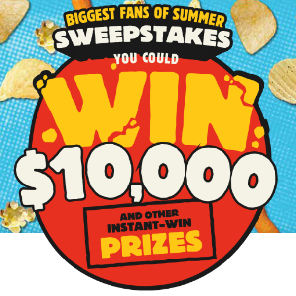 Herr: Win $10,000, Streaming Subscriptions, Chips, Swag and More