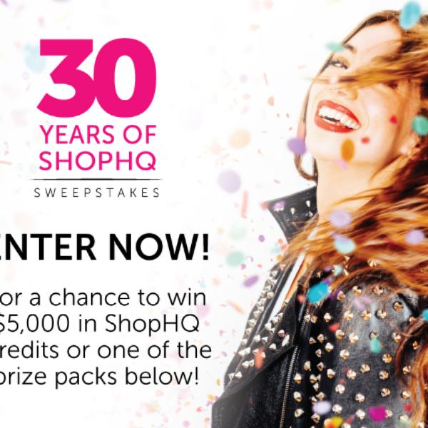 ShopHQ: Win $5,000 Shopping Spree