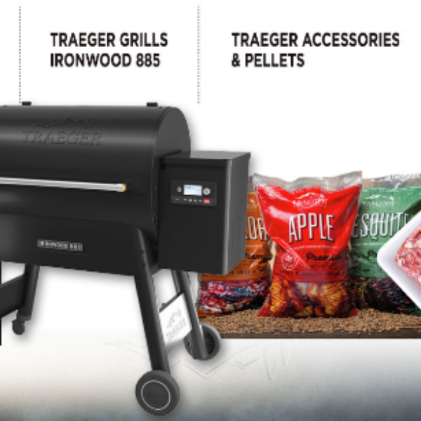 Snake River Farms: Win a Traeger grill package, a selection of premium Wagyu meats and More