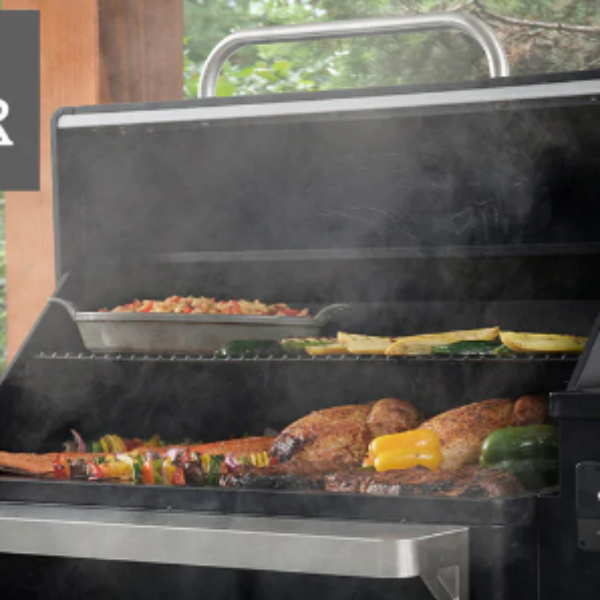 Elysian: Win 1 of 10 Traeger Grill valued at $799