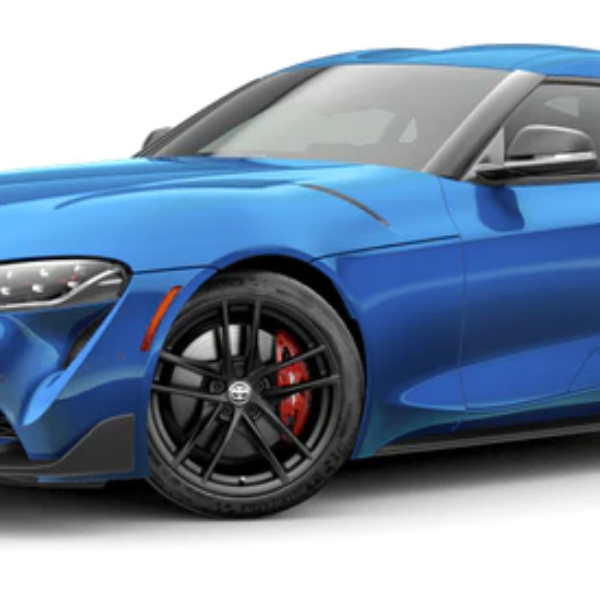 TeamDigital: Win a 2021 Toyota GR Supra 3.0 Car