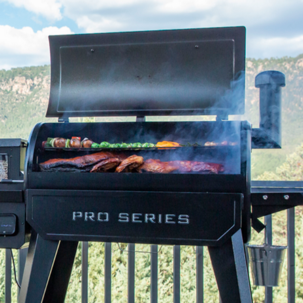 Pit Boss: Win a Pro Series 1150 Wood Pellet Grill
