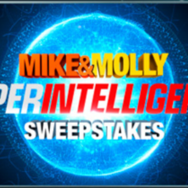 MIKE & MOLLY: Win a $5,000 American Express gift card, a Samsung Smart TV, and an HBO Max subscription