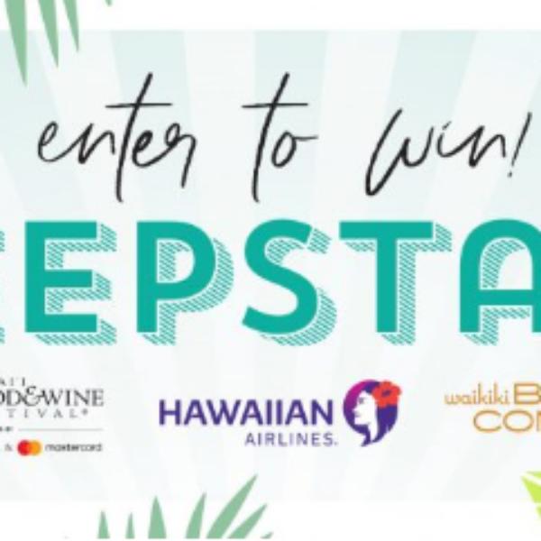 Food & Wine: Win a $6,000 trip for two to Honolulu, Hawaii