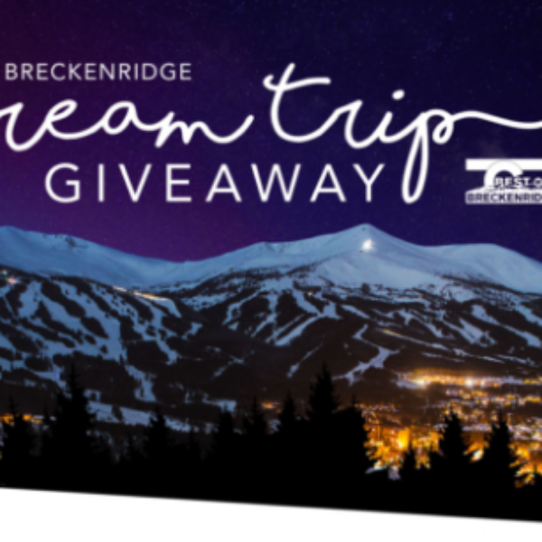 Breckenridge 2020 Dream Trip Giveaway: Win $5,000 and a 7 Night Stay at the Grand Colorado on Peak 8