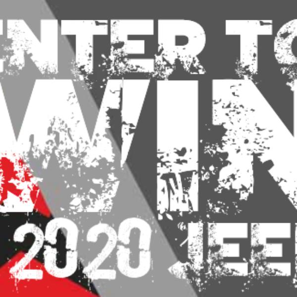 EZ Trunk: Win a 2020 Jeep Wrangler
