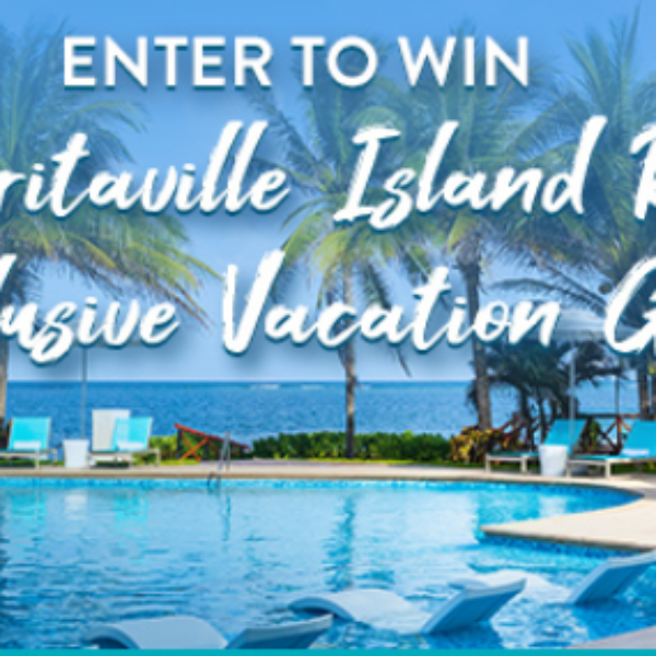 Margaritaville Island Reserve: Win a an all-inclusive trip to Mexico
