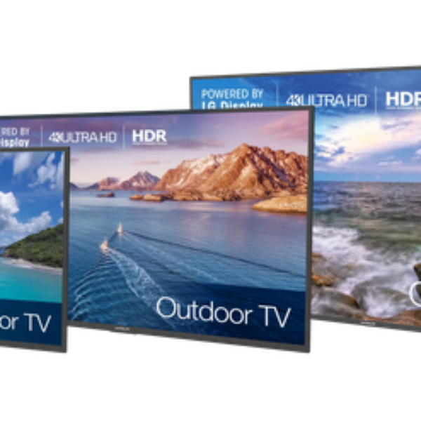 "Neptune Backyard Oasis: Win a NeptuneTM 75"" Shade Series Outdoor TV and More"