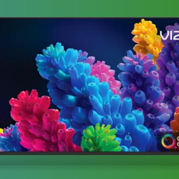 VIZIO Quantum Color Month: Win a Quantum 65-inch 4K TV