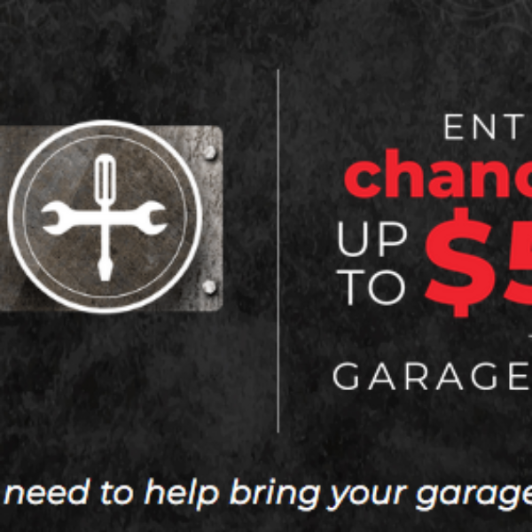 Discovery Channel: Win $5,000 worth of Garage Essentials