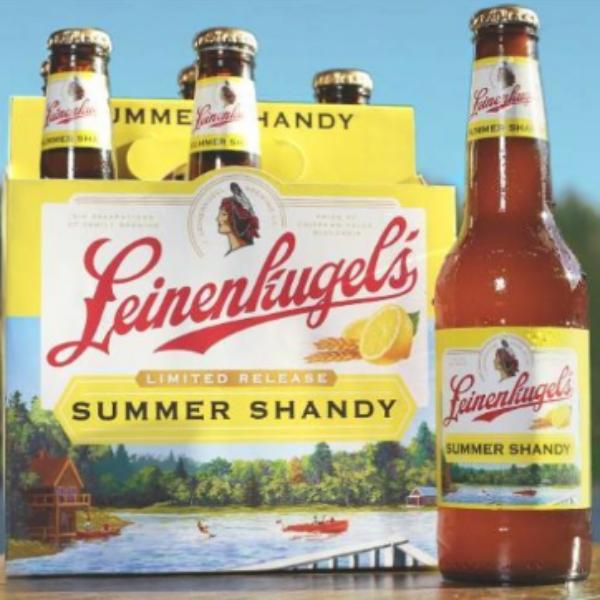 Leinenkugel's Shandy: Win 4,000 cash and Merchandise